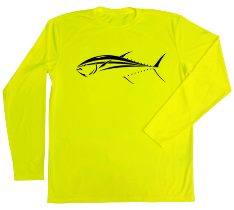 Bluefin Tuna Performance Build-A-Shirt (Front / SY)