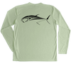 Bluefin Tuna Performance Build-A-Shirt (Back / SE)