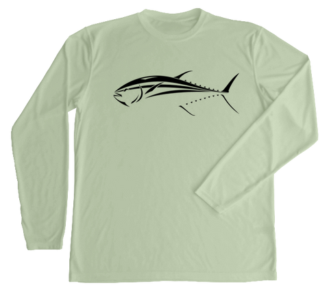 Bluefin Tuna Performance Build-A-Shirt (Front / SE)