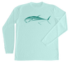 Bluefin Tuna Performance Build-A-Shirt (Front / SG)