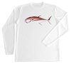 Bluefin Tuna Performance Build-A-Shirt (Front / WH)