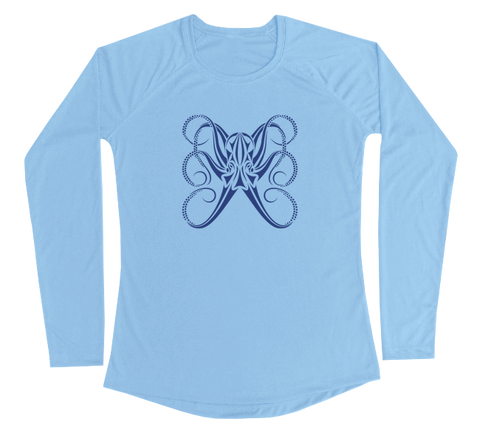 Octopus Performance Build-A-Shirt (Women - Front / CB)