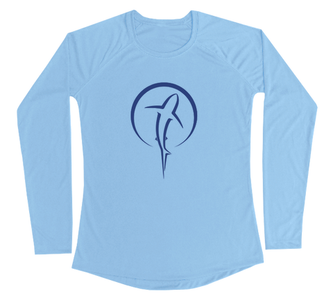 Shark Zen Performance Build-A-Shirt (Women - Front / CB)