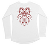 UV Sun Shirt | Spiny Lobster Women Long Sleeve Up To UPF 50