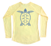 Sea Turtle Performance Build-A-Shirt (Women - Back / PY)