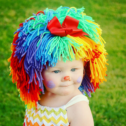 Clown Wig - Original