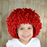 Raggedy Andy Hat - Classic
