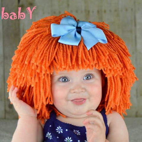 Dolly Wig - Orange