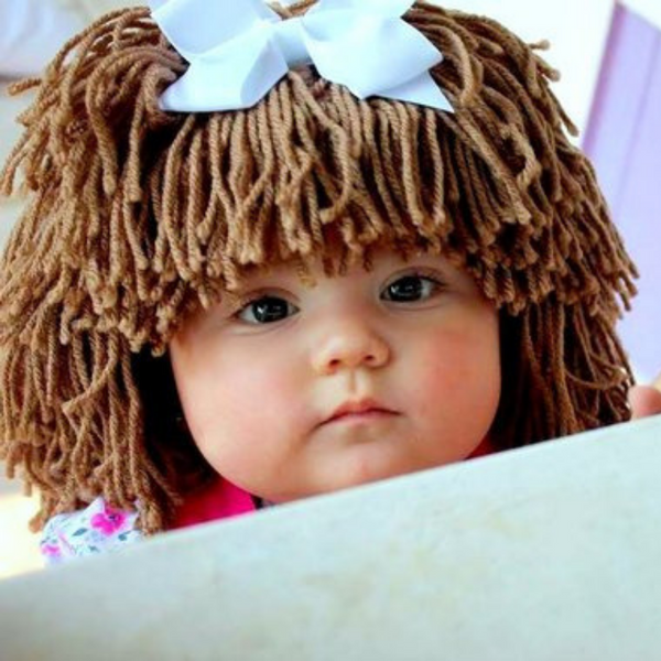 Dolly Wig - Medium Brown