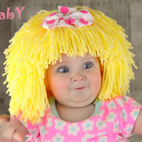 Dolly Wig - Blonde