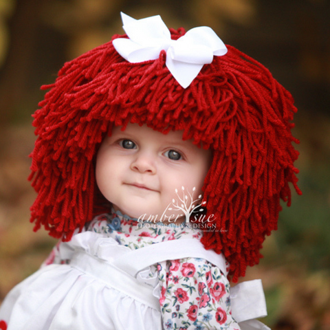 Raggedy Ann Thin yarn