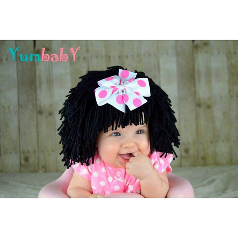 Dolly Wig - Black