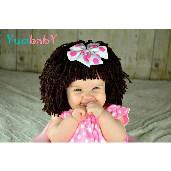 Dolly Wig - Chocolate