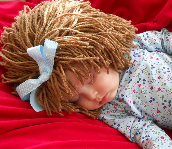 Dolly Wig - Light Brown