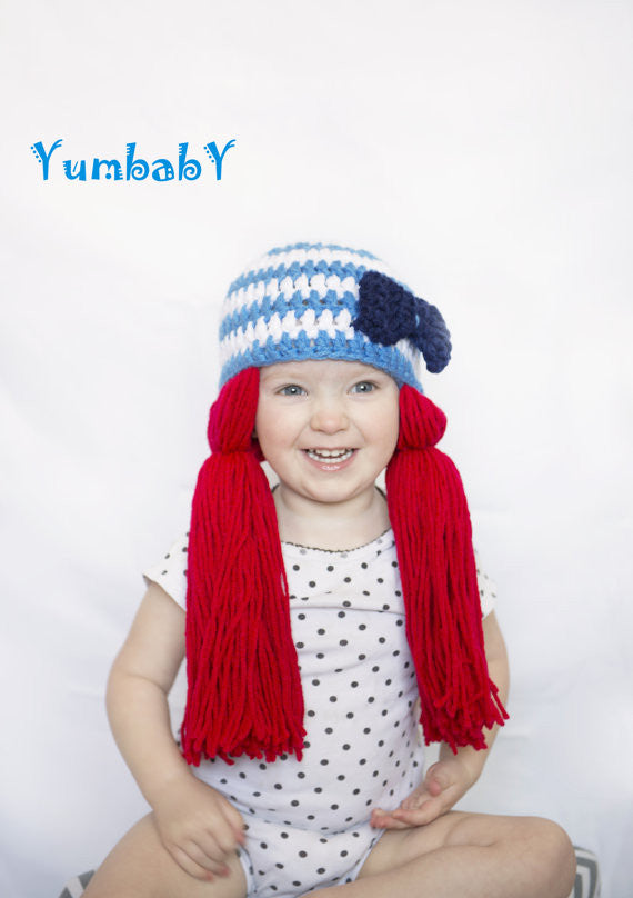 2293d8bc8fb ... ebay child knit hat with beard pattern baldness 72430 3d556