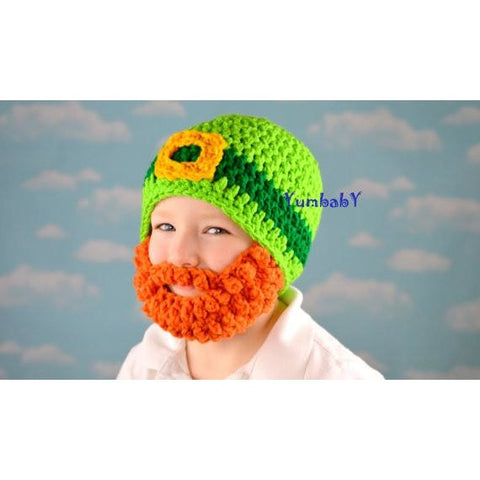 Beanie Beards - Leprechaun hat