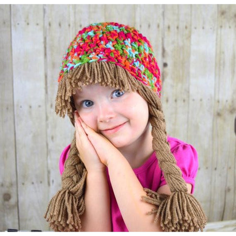 Beanie Braids  - Multi colored
