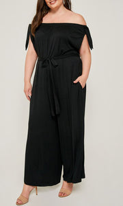 the ASHLEY jumpsuit - plus size