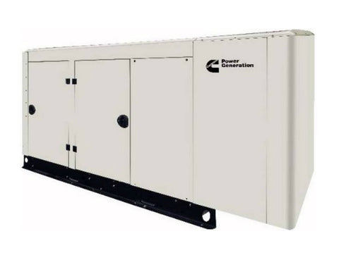 Cummins RS50 QuietConnect, 50kW @ 120/240V Single-Phase