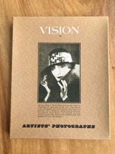 Load image into Gallery viewer, Vision #5: Artists' Photographs (1982)