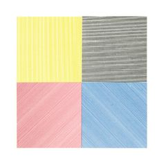 Sol LeWitt: Four Basic Kind of Lines
