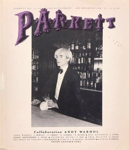 Parkett No. 12: Andy Warhol (1987)