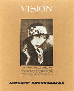 Vision #5: Artists' Photographs (1982)