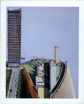 Wayne Thiebaud: Cityscapes