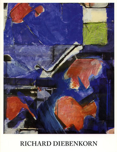 Richard Diebenkorn: From Nature to Abstraction