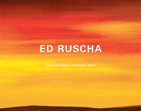Ed Ruscha and the American West