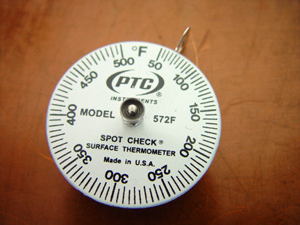 Spot Check Surface Thermometer