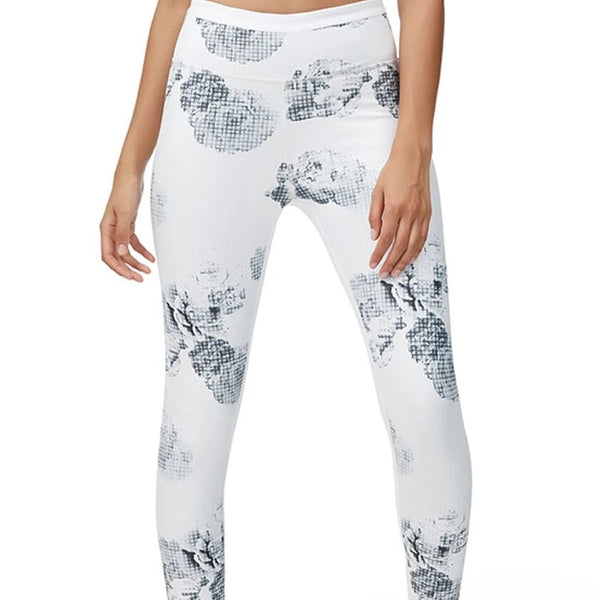 ALL FENIX - Eden 7/8 Leggings (Hvid)