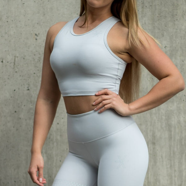 BARA - Shape Sports Bra (Grå)