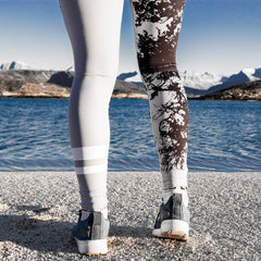 BARA - Grey Forrest Tights