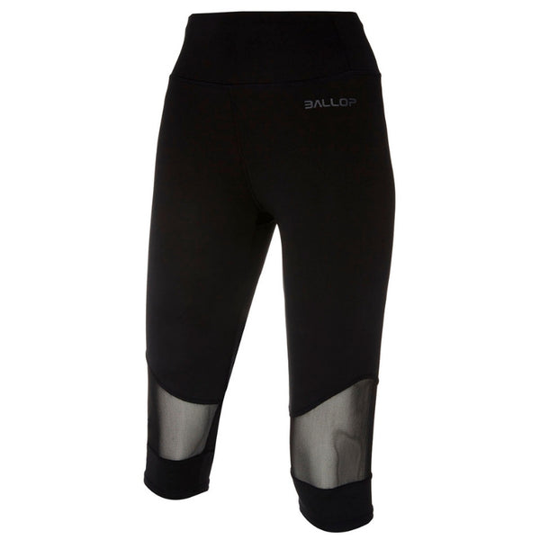 Ballop - Monica Capri Leggings (Sort)