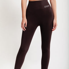 Drop of Mindfulness - Cora Leggings (Brun)