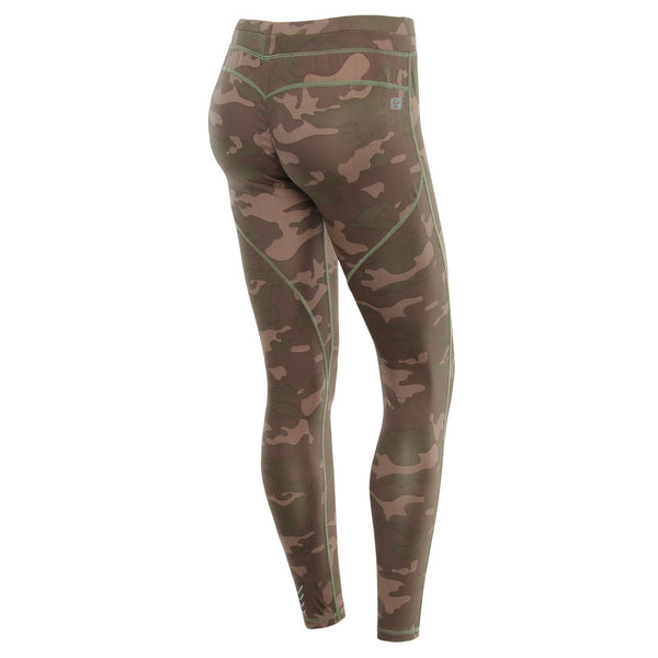 WR.UP® 7/8 Sport Camouflage Tights (VMM)