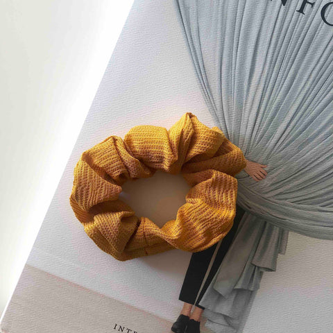 Fitfashion - Isa Scrunchie (Gul)