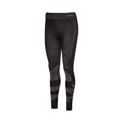Hummel® - Ella Seamless Tights (Grå/Sort)