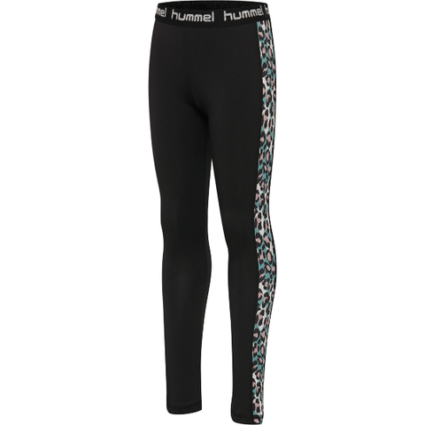 Hummel® - Junior Nanna Leggings (Sort)