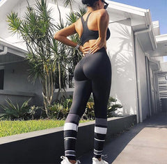 Lilybod - Sasha Tarmac Air Leggings (Sort)