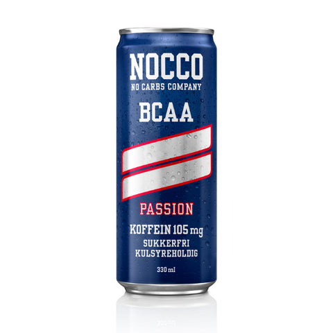 NOCCO - BCAA Passion (24x330 ml)
