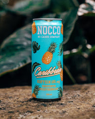 NOCCO - Caribbean Pineapple (24x330 ml)