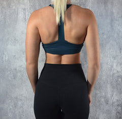 RapidWear - Flex Sports Bra (Navy Blå)