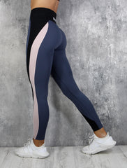 RapidWear - Force Dry Leggings (Space Blå)