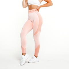 RapidWear - Sculpt Seamless Leggings (Fersken)