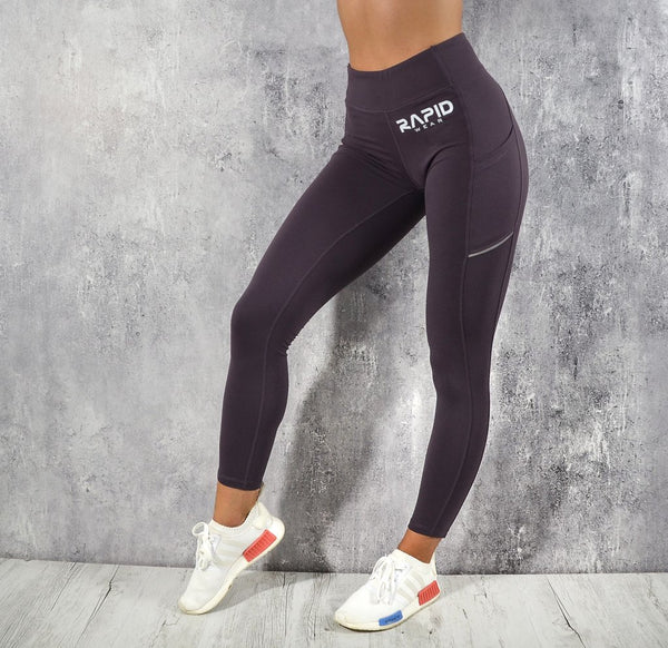 RapidWear - Ultimate Support Leggings (Lilla)
