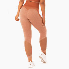 Ryderwear - Oasis Seamless Leggings (Orange)