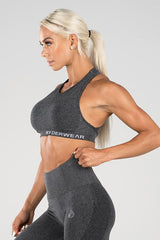 Ryderwear - Seamless Sports Bra (Charcoal)