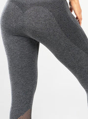 Ryderwear - Seamless Tights (Charcoal)